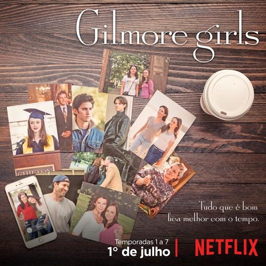 Gilmore Girls chega em 1º de junho à #Netflix