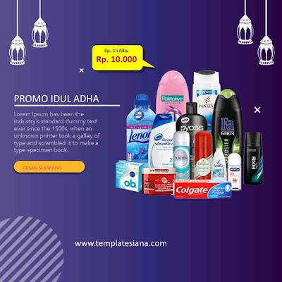 Download Templates Bisnis PowerPoint 2020 Edisi Idul Adha
