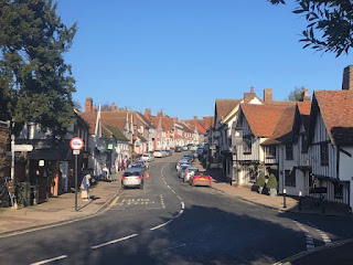Lavenham village