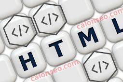 Mari Belajar HTML Dasar Untuk Pemula