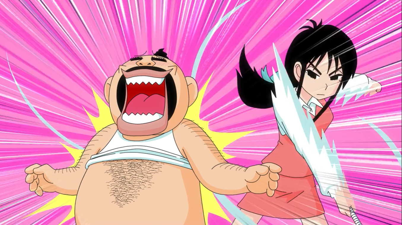 Gag Manga Shunji Enomoto Mendapat Kickstarter untuk Anime 10 Menit
