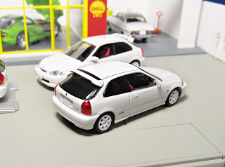 Tomica Limited Vintage NEO LV-N158a  Civic Type-R