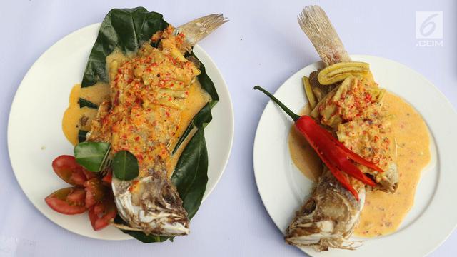Resep Ikan Santan Goroho Gurih Nikmat