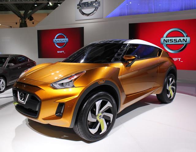 2012 Nissan Extrem Concept Auto Show