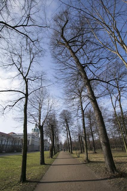 Charlottenbourg schloss-Berlino