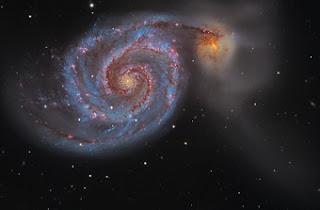 Jenis Galaksi Pusaran Air