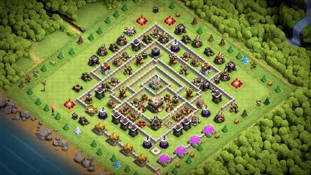 th11 war base anti everything
