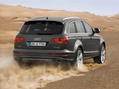 Audi Q7 Off Road Normal Resolution HD Wallpaper 12