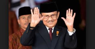 Presiden ke-3 Indonesia BJ Habibie Meninggal Dunia
