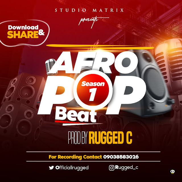 [Instrumental] Afro pop beat season 1 — Prod by Rugged C - www.mp3made.com.ng