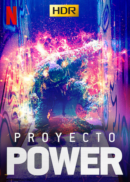 Proyecto Power (2020) NF WEB-DL HDR -1080p Latino