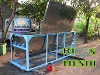 mesin pencuci rumput laut, mesin netralisasi rumput laut