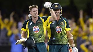Australia vs England 2nd ODI 2014 Highlights