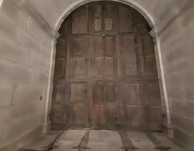 Porta de Mosteiro