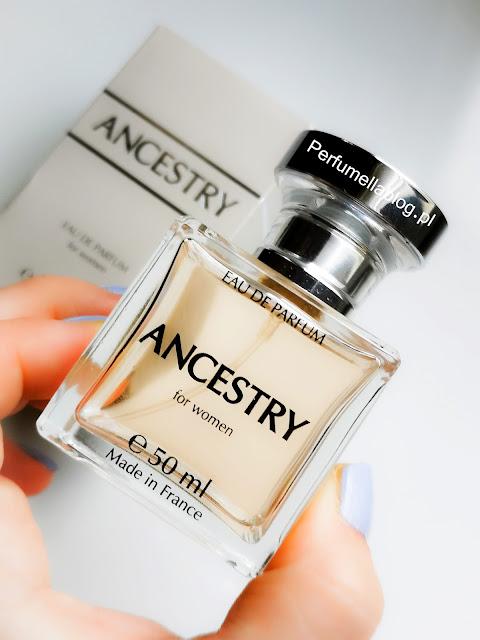 ancestry amway perfumy recenzja madame perfumella