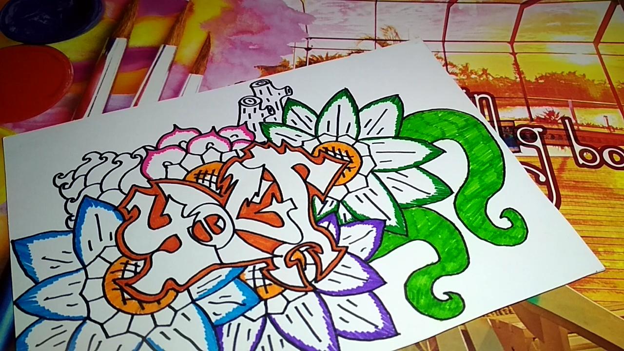 Unduh 750 Koleksi Gambar Grafiti Bagus Terbaru Gratis HD