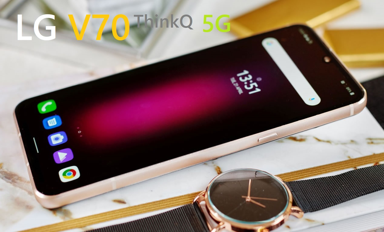 LG V70 ThinQ 5G Release Date, Price, Specification