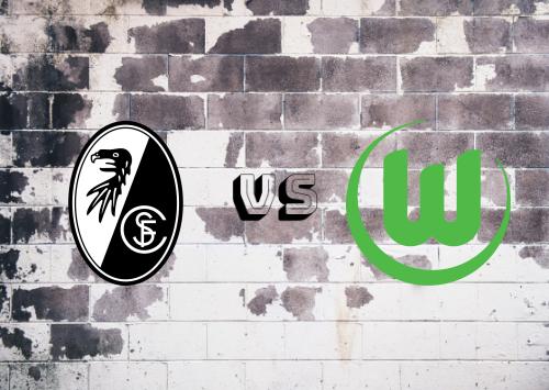 Freiburg vs Wolfsburg  Resumen