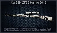 Kar98K ZF39 Hangul2019