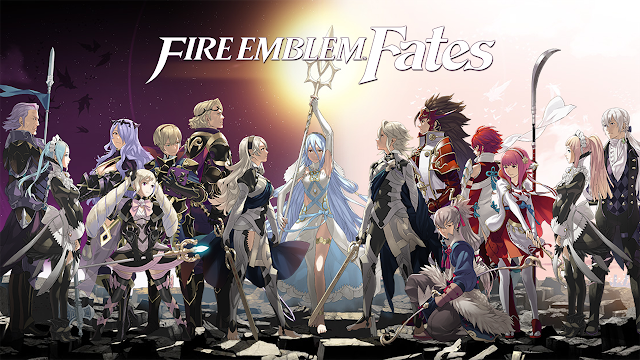 Fire Emblem Fates Character Class Analysis V06 Dreams Of A Gamer