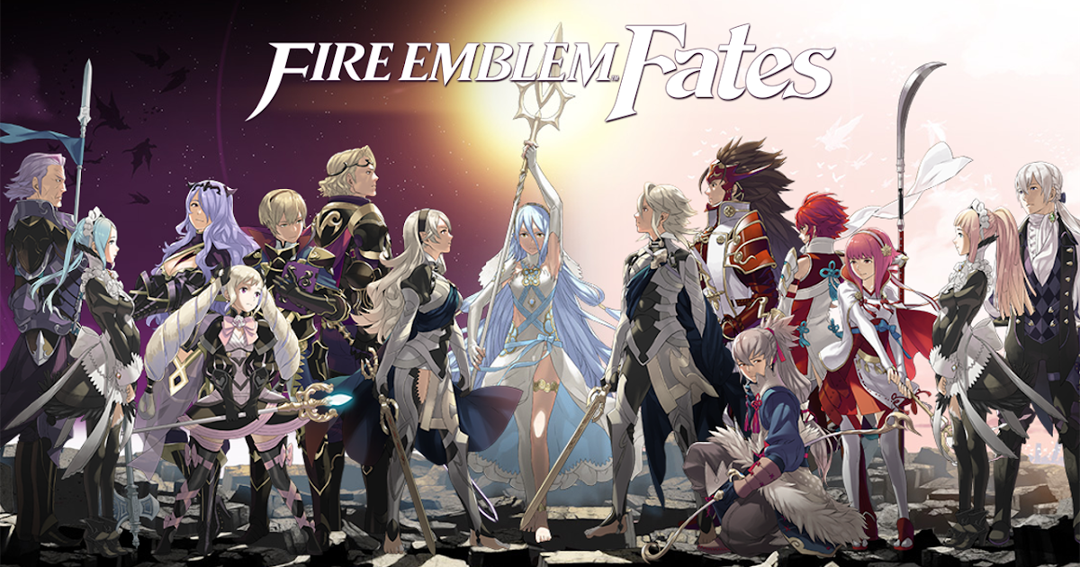 Dreams Of A Gamer: Fire Emblem: Fates - Character & Class