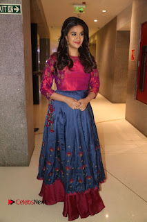 Actress Keerthi Suresh Stills at Remo Success Meet  0153.JPG