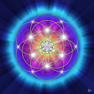 Flower+Of+Life+(9) Noua Energie - Saltul Cuantic &Amp; Simptome Ale Trezirii Spirituale