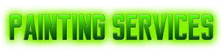 Green Painting Services in Jacksonville, FL.