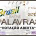 O Cantinho Participa: Votação Aberta do Prêmio Brasil Entre Palavras 2018!!!!