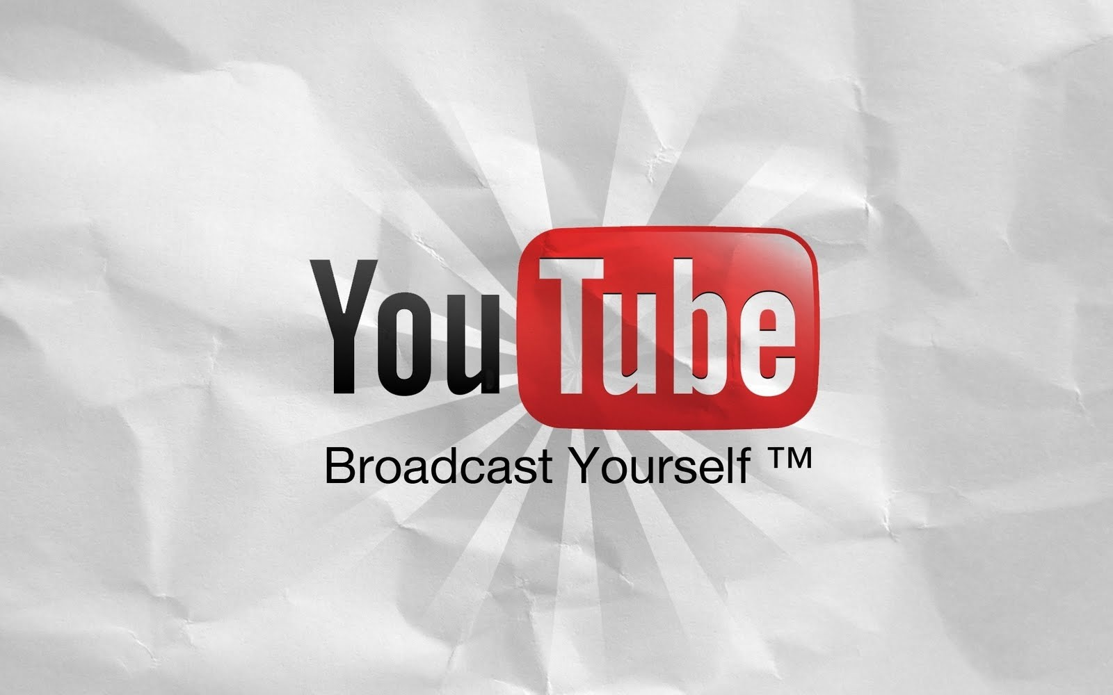 Youtube - Broadcast yourself (wallpapers para los fans ...