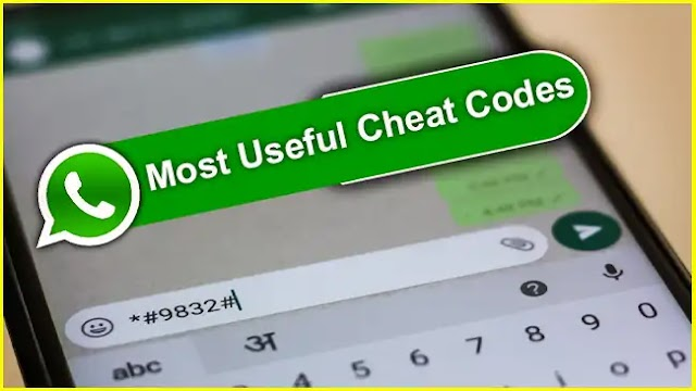 These are the latest cheat codes for WhatsApp messenger you can use on WhatsApp Web and WhatsApp desktop
