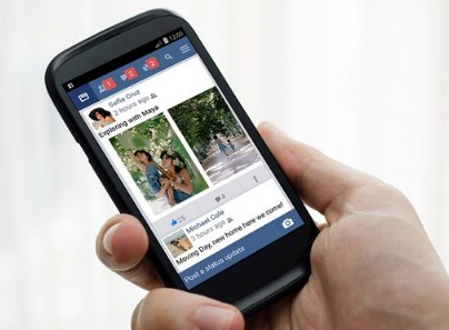 Download Facebook Lite for 2G Mobile