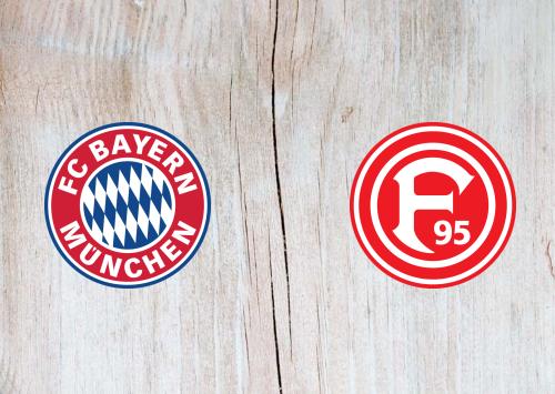Bayern Munich vs Fortuna Dusseldorf -Highlights 30 May 2020