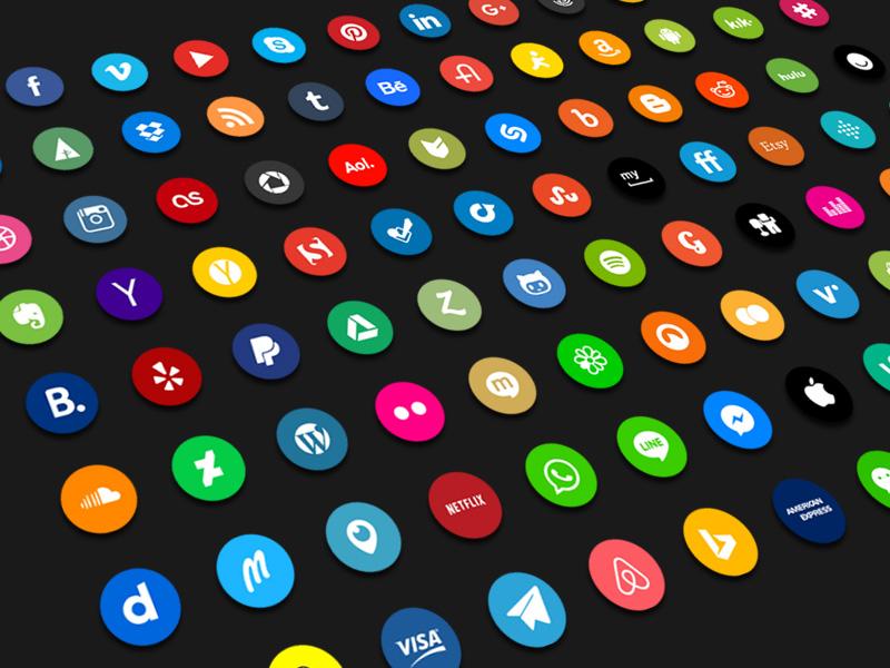 افضل المواقع  للحصول على icons خرافيه مجانا لتصميماتك