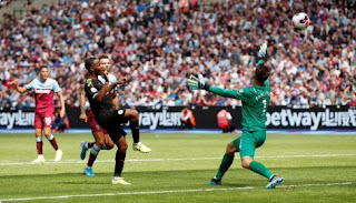West Ham United vs Manchester City 0 - 5 Highlights