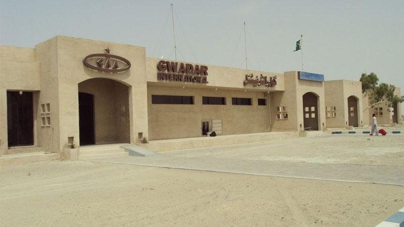 Gwadar CPEC airport work begins