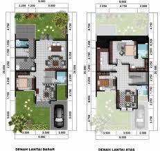 Desain Terbaru Rumah Minimalis 2 Lantai Type 70 Paling Nyaman Untuk Tempat Tinggal1