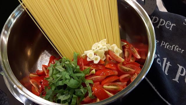One Pot Pasta schnellstes Pastagericht für die ganze Familie