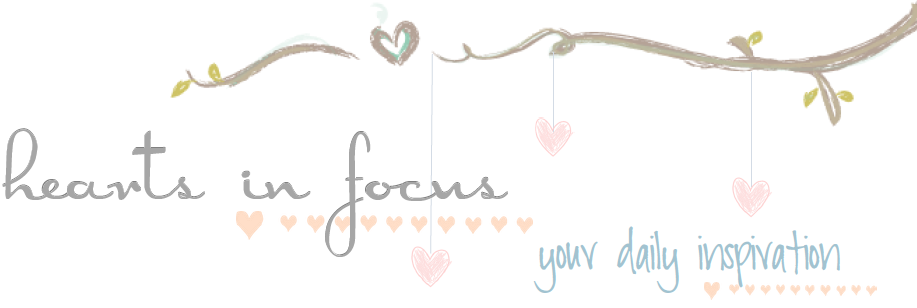hearts in focus