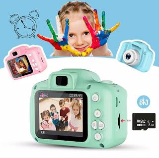 Gift ideas 2021, diary on tour, ไอเดียของขวัญคริสต์มาสปีใหม่, กล้องถ่ายรูปเด็ก
