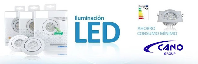 Iluminacion Led : Canogroup