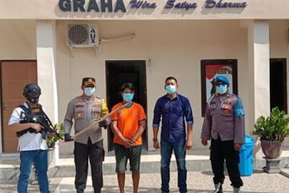 Rebutan gerobak yang berujung penganiayaan penggali kubur di Surabaya