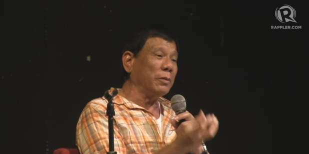 Must Watch: Mayor Duterte at UP Los Baños, March 11, 2016  (FULL Q&A)