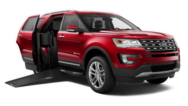 2017 Ford Explorer Braunability MXV Review Price And Release Date