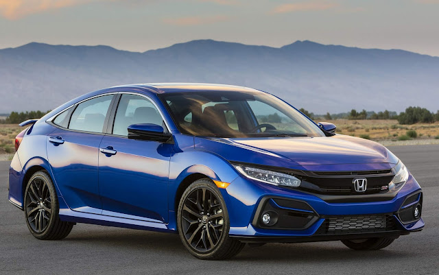 Novo Honda Civic Si 2020
