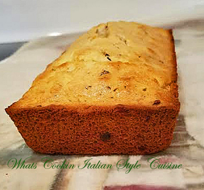 this is a butter pecan orange pound cake