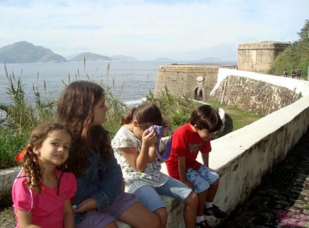 Passeios no Rio com crianças