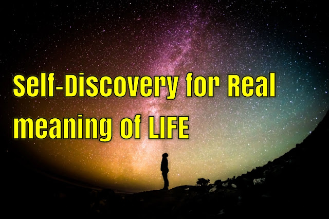 Self-Discovery for winners
