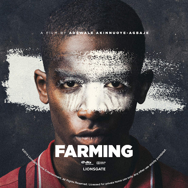 Farming DVD Cover