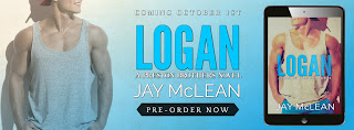 Cover Reveal: Logan by Jay McLean